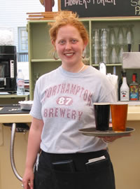 The Northampton Brewery is a great place to work!
